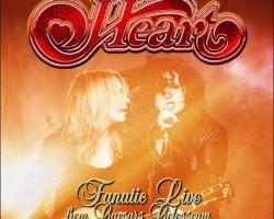 Heart – Fantastic Live From Caesars Colosseum CD + DVD
